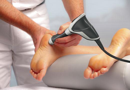 Особливості лікування п'яткової шпори лазером: переваги та ефективність