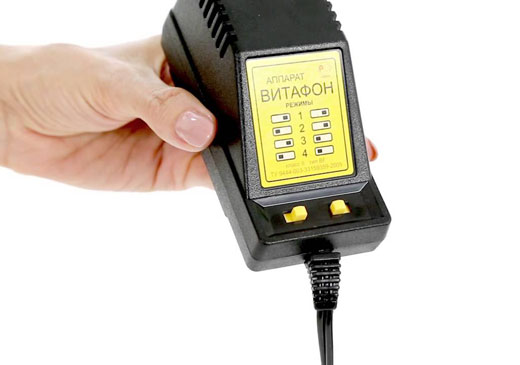 Особливості використання вітафон при лікуванні п'яткової шпори: інструкція і ефективність апарату