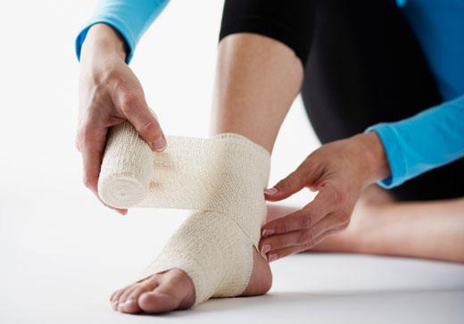 Мокра гангрена нижніх кінцівок: лікування та прогноз життя