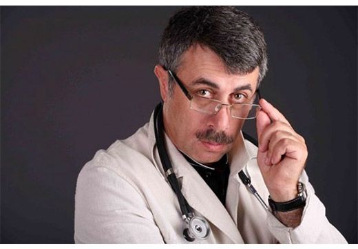 Поради доктора Комаровського про лікування клишоногості у дітей