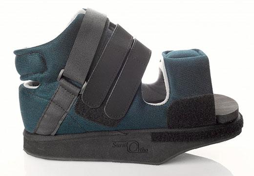 Післяопераційна ортопедичне взуття Барук: правила вибору і використання