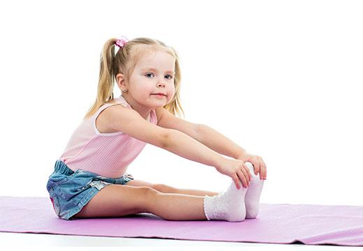 Методика проведення вправ при вальгусной деформації стопи у дітей