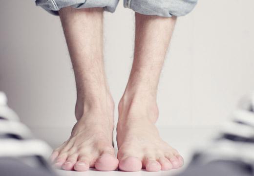 Особливості некрозу тканин нижніх кінцівок і пальців ніг