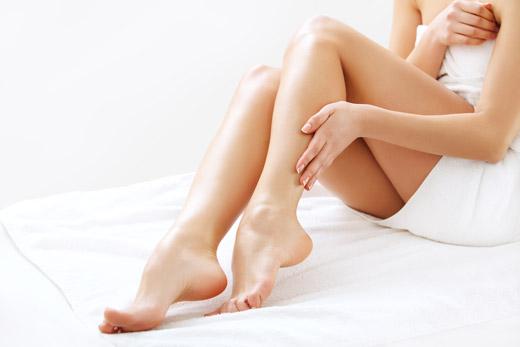 Причини, види та методи лікування дерматиту на ступнях ніг