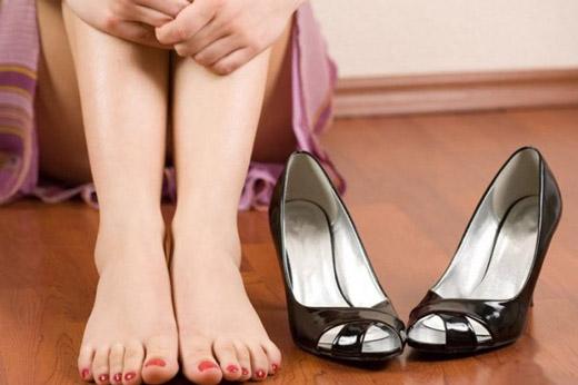 Водяниста мозоль на нозі: що робити і як лікувати