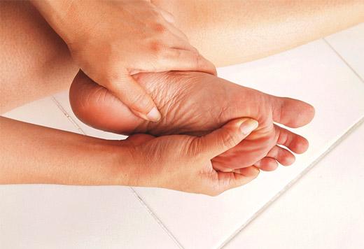 Огляд домашніх методів лікування і видалення шіпіцу на стопі