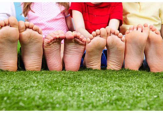 Особливості лікування поперечної плоскостопості у дорослих в домашніх умовах