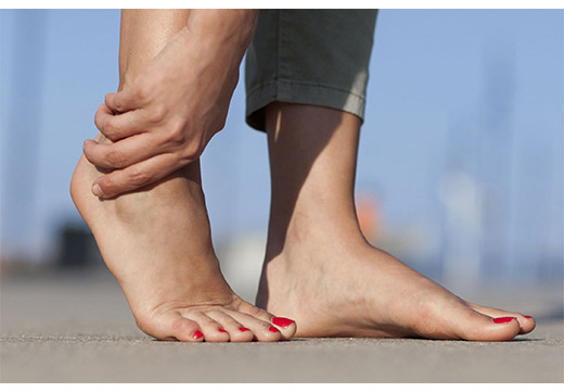 Артроз при плоскостопості: причини, методи визначення та лікування
