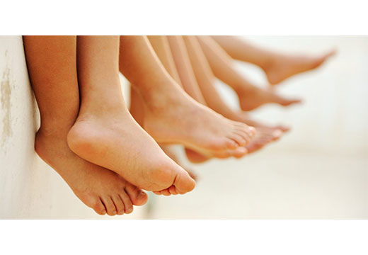 Методи профілактики плоскостопості у дітей: комплекс вправ, ортопедія і масаж