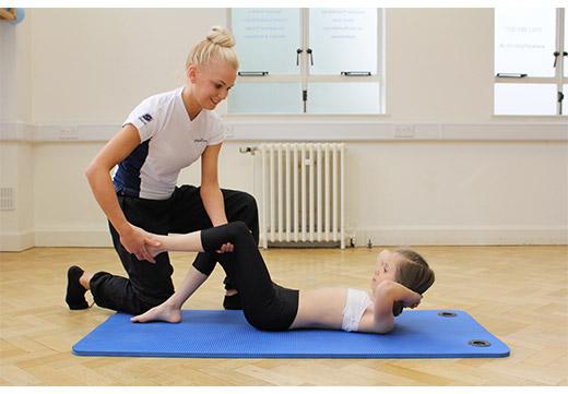 Роль фізичних навантажень і ЛФК в лікуванні плоскостопості у дітей різного віку